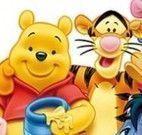 Achar números do Pooh