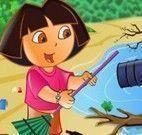 Dora limpeza da praia