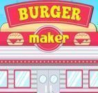 Fazer hambúrguer