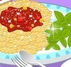 Receita de macarrão molho de tomate