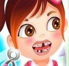 Dentista de crianças
