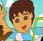 Diego aventuras no jeep