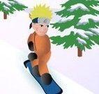 Esquiar com Naruto