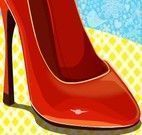 Limpar sapato de salto