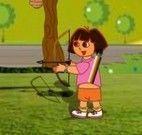 Estourar balões da Dora