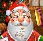 Banho do Papai Noel