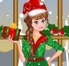 Frozen Anna e Elsa moda natal