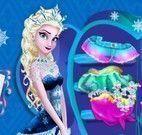 Elsa closet limpar