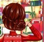 Cabeleireiro no Natal