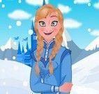 Vestir Anna Frozen