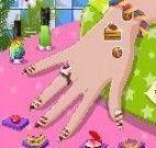 Fazer as unhas da mão