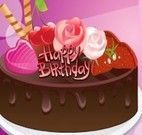 Fazer bolo de aniversário