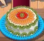 Fazer bolo de festa