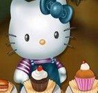 Fazer lanche da Hello Kitty