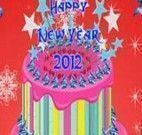 Fazer o Bolo de feliz 2012