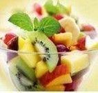 Fazer salada de frutas