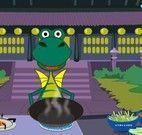 Fazer Sushi com o dragão