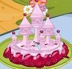 Fazer um bolo em formato de castelo