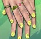 Fazer unhas da mão 3d
