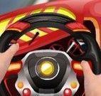 Aventuras de carro em 3D corrida