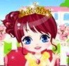 Vestir princesinha