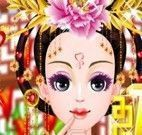 Vestir princesa da China