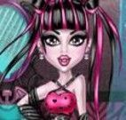 Monster High Draculaura no spa