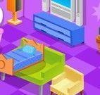 Decorar cômodos da casinha