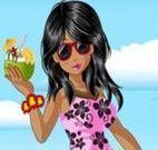 Garota de Verão do Havaí