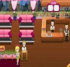 Jantar no restaurante