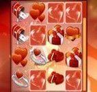 Jogo da memória do amor