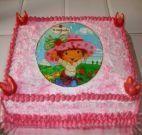 Jogo da Moranguinha de bolo