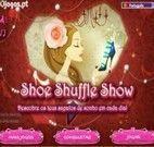Jogo de colecionar sapatos