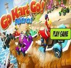 Jogo de Corrida de Kart 3D