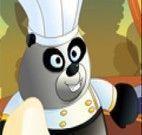 Jogo de culinária do panda