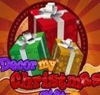 Jogo de decorar presentes de natal