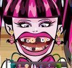 Jogo de Dentista da Draculaura