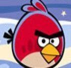 Angry Birds - Jogo de derrubar os porcos
