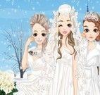 Jogo de maquiar noivas