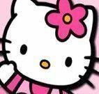 Jogo de tênis Hello Kitty