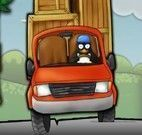 Jogo de transportar pinguim para o zoológico
