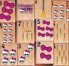 Jogo Mahjong Monster High