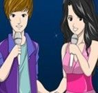 Justin bieber e Selena Gomez