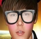 Justin Bieber - Maquiar Celebridade