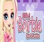 Limpeza de Pele na Barbie Bebê