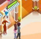 Loja de roupas do Shopping