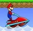 Mario - Andar de jetski