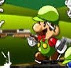 Mario e os inimigos