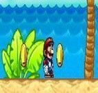 Mario na praia
