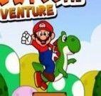 Mario Yoshi aventura